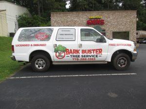 Barkbuster Pass