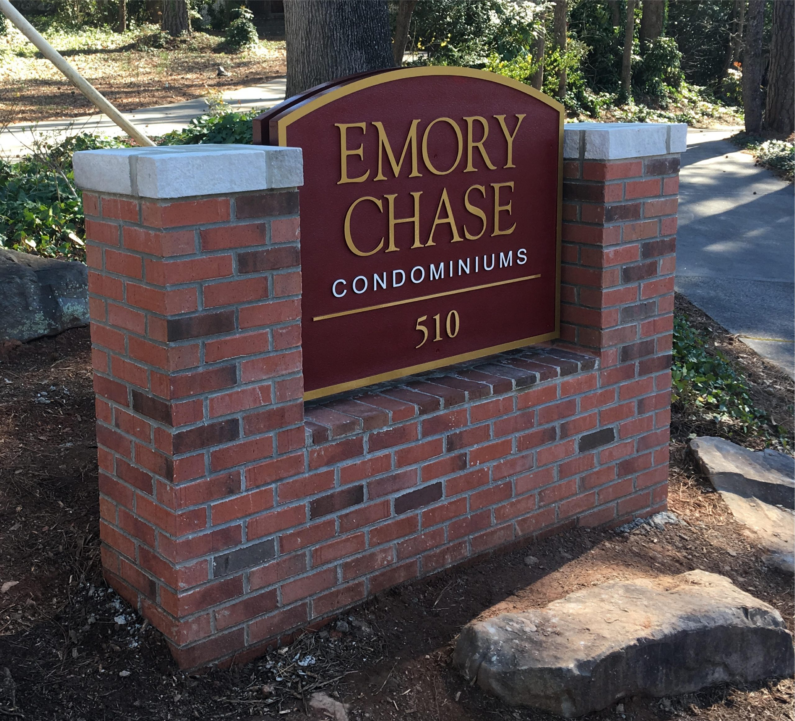 Sandy Springs Subdivision Signs