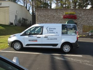 Digitally printed vehicle graphics