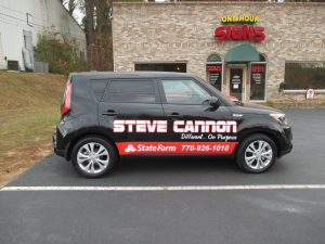 Digitally printed vehicle graphics Steve Cannon (2)