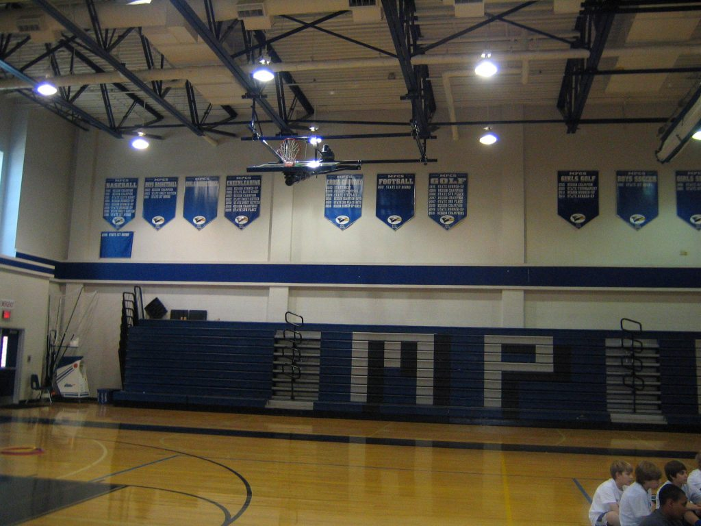 MPC gym banners