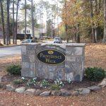 Subdivision Entrance Signs in Atlanta