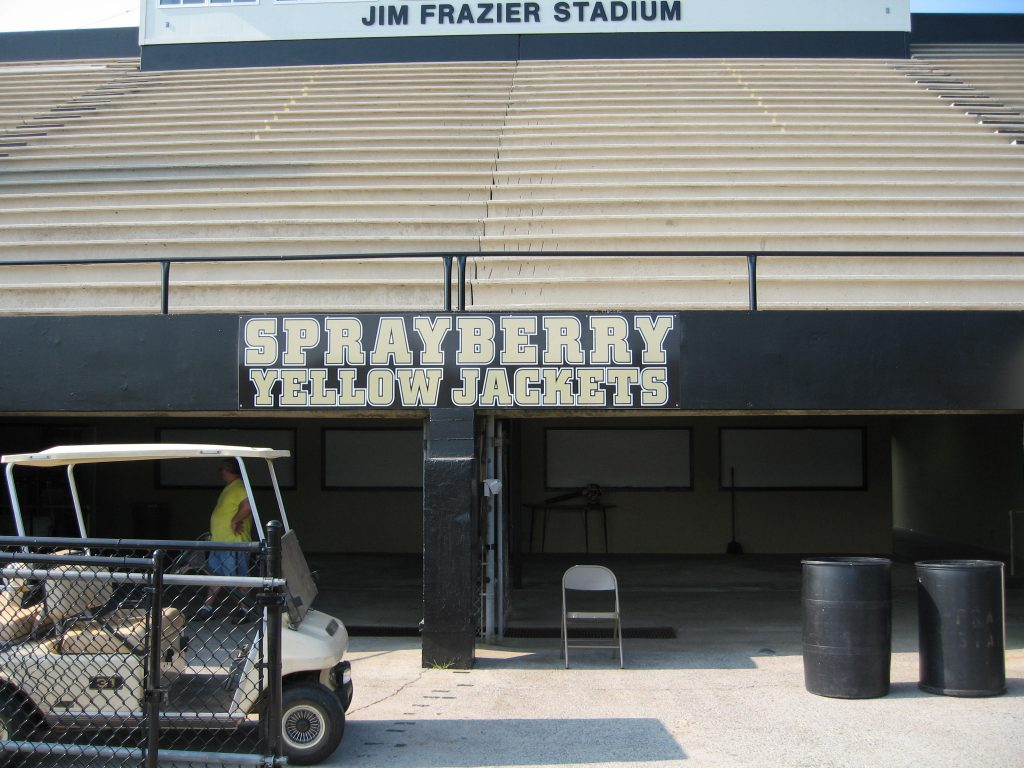 Sprayberry Stadium