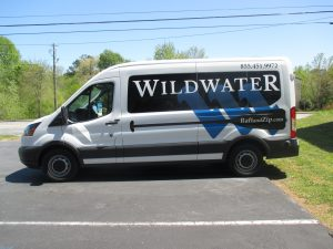 Wildwater driv