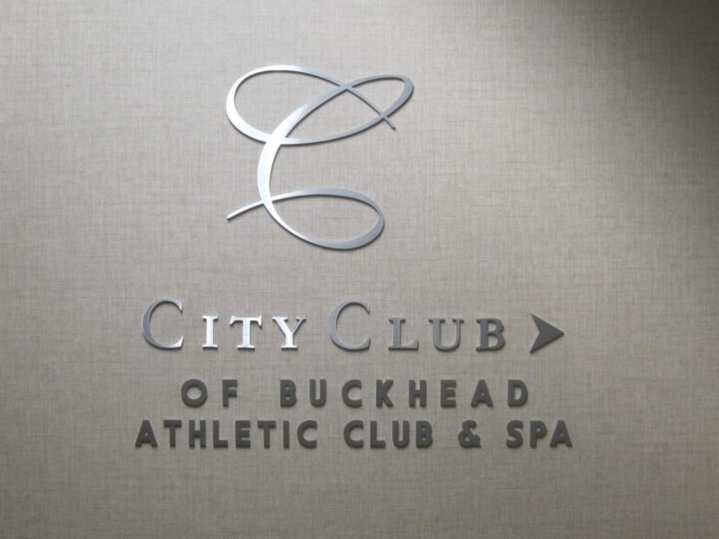 aluminum letters and logo .25 inch