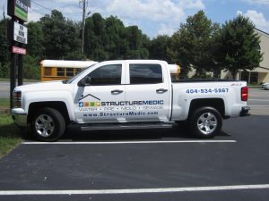 cut vinyl vehicle graphics and large decal (2)