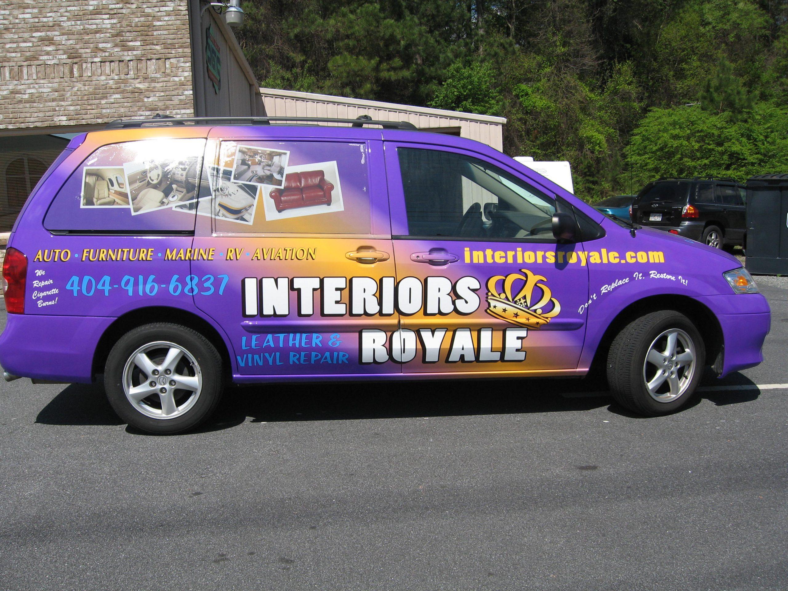 Wrap A Vehicle